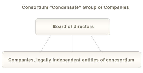 Condensate Group Of Companies Consortium Structure And Management